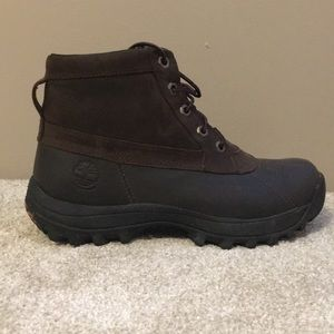 Timberland Canard Mid Waterproof Leather Boots